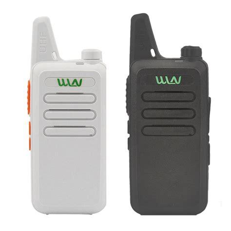For Wln Walkie Talkie Two Way Radio 1 wln kd c1 mini uhf 400 470 mhz handheld transceiver two