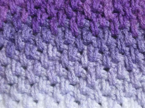 crochet stitches meladora s thick mesh brick stitch