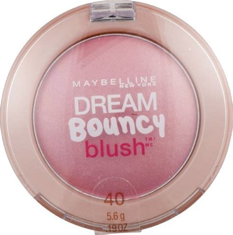 Maybelline Bouncy Mousse maybelline new york bouncy blush plum