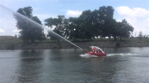 sonic jet rescue boat sonic jet fire rescue boat youtube