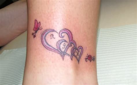 heart tattoos and designs page 22
