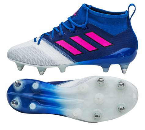 adidas ace 17 1 primeknit sg ba9189 soccer cleats football shoes boots soft ebay
