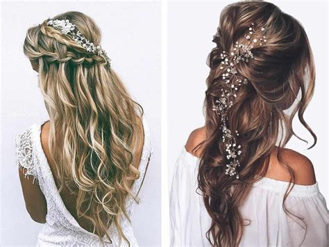 Hairstyles For With Hair by Braided Prom Hairstyles Www Pixshark Images