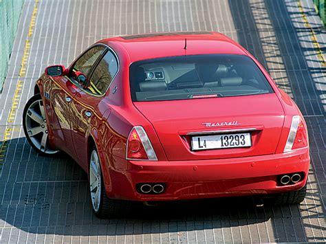 2007 maserati quattroporte review 2007 maserati quattroporte sport gt car review road