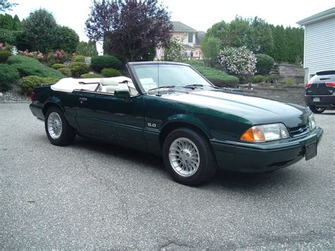 1990 ford mustang 5 0 convertible 1990 ford mustang pictures cargurus