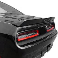 Dodge Challenger Rear Spoiler T5i 174 Dodge Challenger 2016 Factory Style Flush Mount