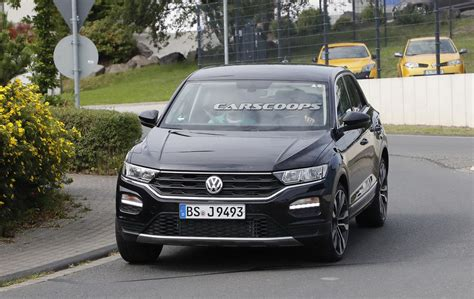 T Roc by Vw T Roc Hits The Streets Of Germany Following Its Big