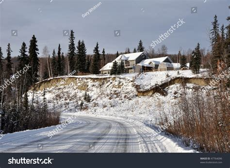 the value of your house over and above the mortgage house above snow covered hill stock photo 47764096 shutterstock