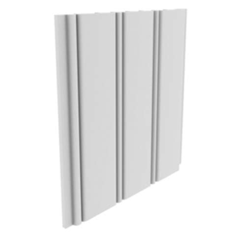Evertrue Wainscot shop evertrue 7 5 in x 8 ft bead white pvc wainscot wall panel at lowes