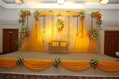 A WEDDING PLANNER: Wedding decorations