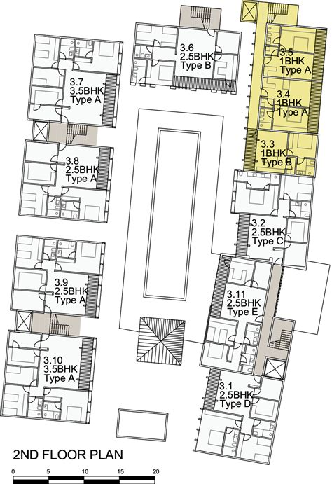 Solstice Floor Plan by 1291 Sq Ft 2 Bhk 2t Apartment For Sale In Sun Estates