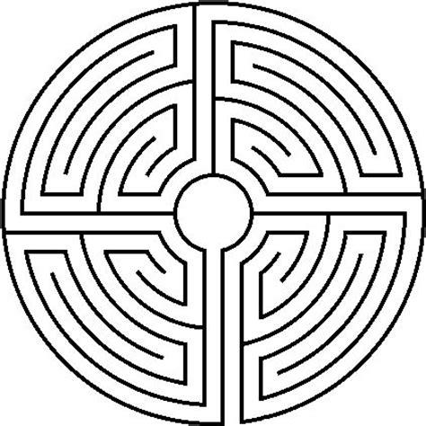 labyrinth template 25 melhores ideias de labirinto no instala 231 227 o