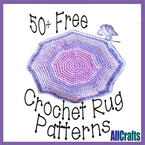 Easy Crochet Rug Patterns Free by Easy Crochet Rug Patterns Crochet Patterns