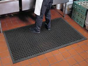 Floor Mats Kitchen Commercial Tek Tough Jr Anti Fatigue Kitchen Floor Mat 1 2