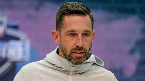 kyle shanahan breaks   ers  coaching hires