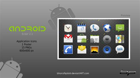 android app icons android application icons set by bharathp666 on deviantart
