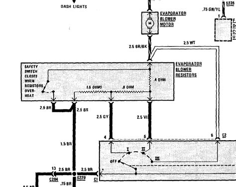 heater resistor diagram ac blower diagnosis mye28