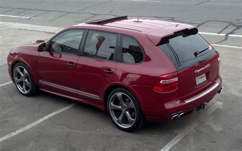 cool for sale cool looking porsche cayenne gts with techart parts rare
