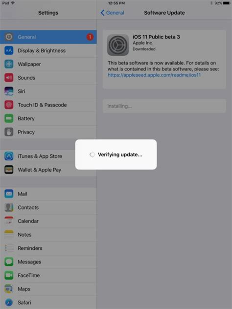 how to install ios 10 public beta on your iphone or ipad the way to set up ios 11 public beta on ipad free download