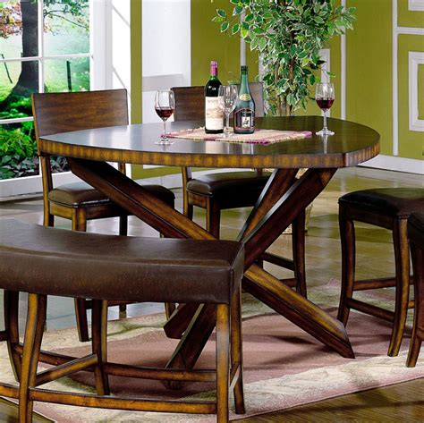 dining room pub sets birch counter height table spotlats