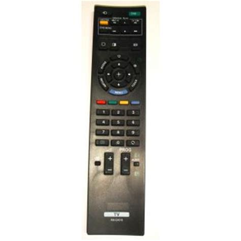 Sony Knows How To by Buy Remote Suitable For Sony Lcd Bravia Rm Ga019