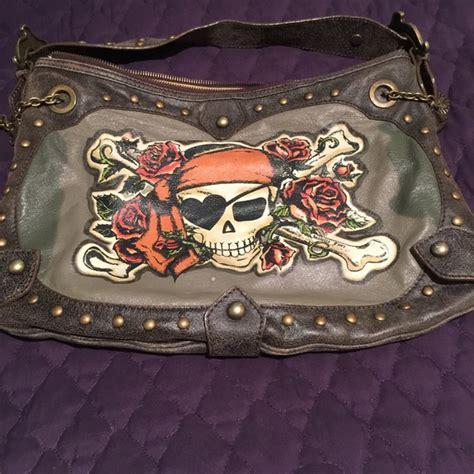 Fiore Skull Boots by 59 Fiore Handbags Fiore Skull
