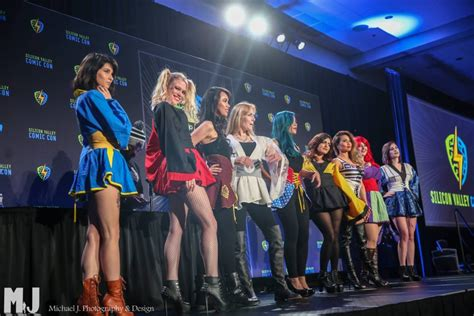 Geeks On Fashion Parade At The After by Silicon Valley Comic Con 2018 San Jose Events Food