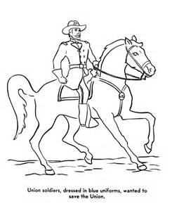 civil war coloring pages usa printables america civil war coloring pages abraham
