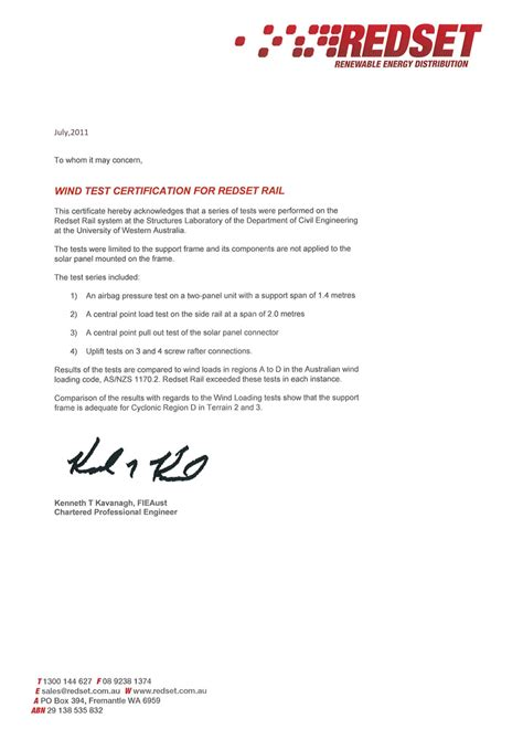 Guarantee Letter For Treatment Letter Of Warranty Free Printable Documents