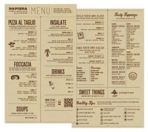 menu layout psychology the psychology of menu design graphic design studio93