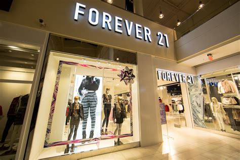 Retail Trends Forever 21 by Forever 21 Has An Identity Crisis And It Works Racked
