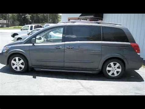 2004 Nissan Quest Interior 2004 Nissan Quest 3 5 Se Start Up And Full Tour Youtube