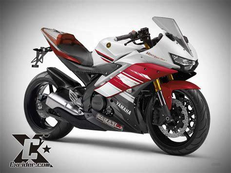 Knalpot Cha Mio M3 Fino 125 Soul Gt 125 konsep modifikasi yamaha r15 headl soul gt125 bluecore racing cxrider