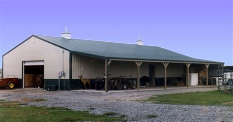 barn building cost estimator deluxe pole building with lean to get a free custom