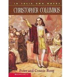 christopher columbus biography for middle school christopher columbus by peter roop connie roop