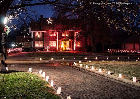 carthage mo drive thru christmas lights pittsburg ks lights 2015