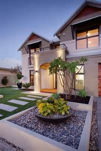 modern home landscaping the perfect front yard landscaping