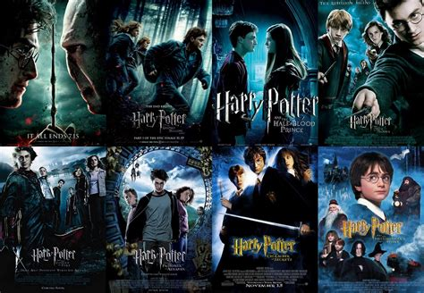 harry potter movies films harry potter the biggest fantasy franchise of