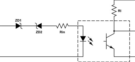 resistor in parallel with optocoupler opto coupler on threshold levels electrical engineering stack exchange