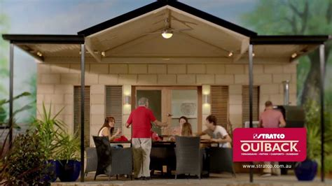 Outback Patio by Stratco Outback Gable More To