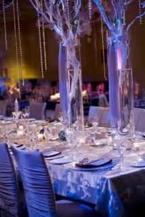 winter centerpieces wedding 32 original winter table d 233 cor ideas digsdigs