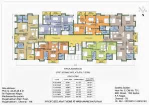 Studio Apartment Floor Plan Design overview swethas tower madahanandhapuram porur