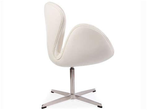 sedie arne jacobsen sedia swan arne jacobsen bianco