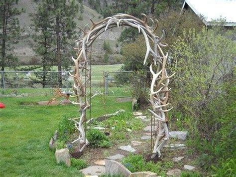 Garden Arch Planning Permission Antler Arches Elk Antler Garden Arch Wedding Planning