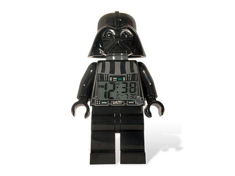 Lego Darth Vader Minifigure lego 174 wars darth vader minifigure clock lego shop