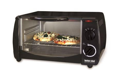 Toaster Broiler Better Chef 8 Ltr Toaster Oven Broiler Black Im 256b