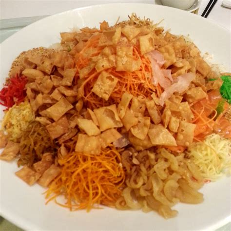 new year lo hei phrases cny reunion at the cathay restaurant stooffi