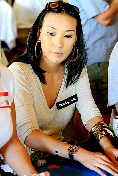 evelyn ng evybabee poker player pokerlistingscom