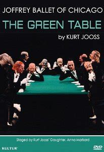 the green table ballet in the library library bates college