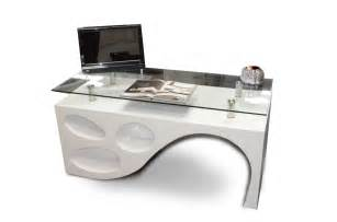 Small Modern Office Desk Contemporary White Office Desk